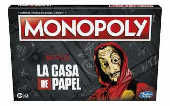 5010993915897 Monopoly - La Casa De Papel - Version Francaise