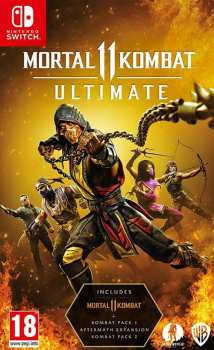 5051888254967 Mortal Kombat 11 Ultimate Nintendo Switch + Dlcs