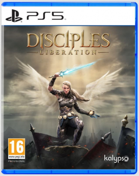 4020628678708 Disciples Liberation (RPG Strategy ) FR PS5