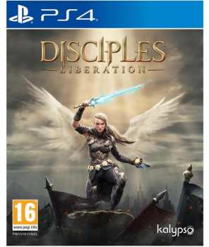 4020628678722 Disciples Liberation (RPG Strategy) FR PS4