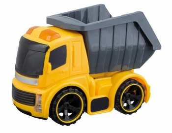 4002372521103 Camion Benne Jouet Ambulance Son Lumiere Idena