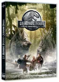 5510108979 Jurassic Park Le Monde Perdu Dvd Fr