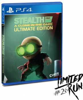636676491400 Stealth Inc A Clone In The Dark Ultimate Edition Ps4