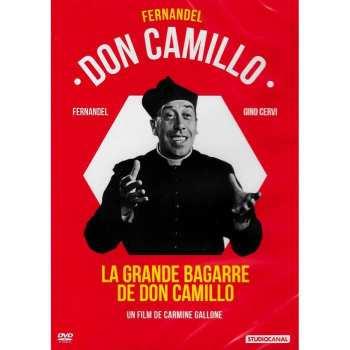 5053083006211 La grande bagarre de Don Camillo  (Fernandel) FR DVD