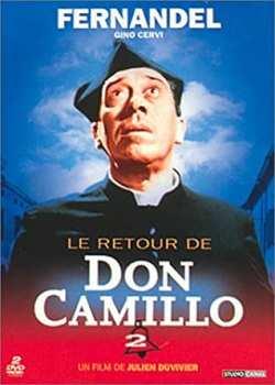 5053083006204 Le retour de Don Camillo (Fernandel) FR DVD