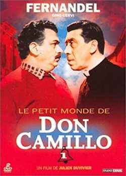 5053083006198 Le Petit Monde De Don Camillo  (Fernandel) FR DVD
