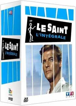 5053083195755 Le Saint (integrale De La Serie Avec Roger Moore) FR DVD