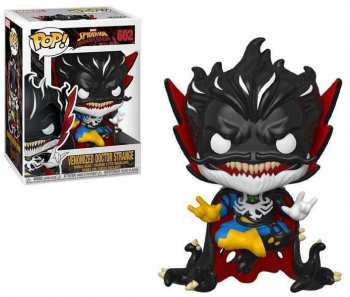 889698464581 Figurine Funko POP Spiderman Venomized ) Venomized Doctor Stranger 602