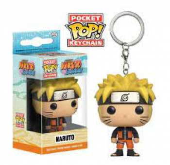 889698106634 Figurine Porte Cle Funko Pop Naruto Shippuden
