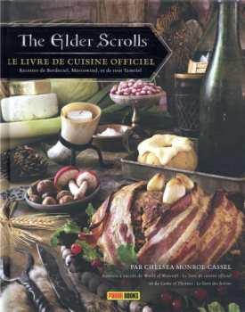 9782809480740 The Elder Scrolls - Le Livre De Cuisine Officiel - Panini Books
