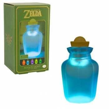 5055964724078 The Legend Of Zelda - Lampe Changeant De Couleurs - Potion