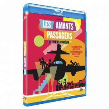 3388330044718 Le Amants Passagers Bluray ( Film Almodovar)