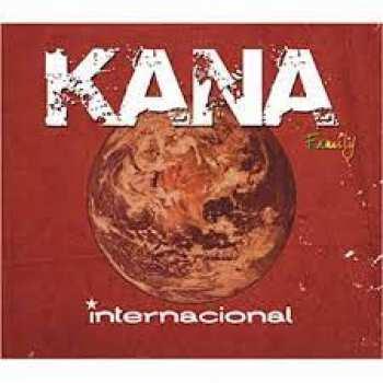 3760148284379 Kana - Internacional CD