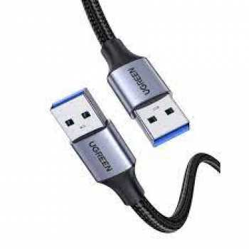 5510108990 Ugreen Cable USB 3.0 A Male Vers Male 0.5m