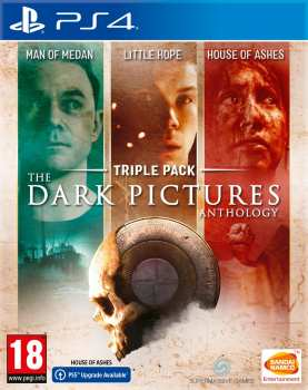 3391892016468 The Dark Pictures Anthology - Triple Pack (MaJ PS5) FR PS4