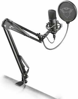 5510108997 Trust Gaming GXT 252+ Emita Plus Micro Studio USB Microphone