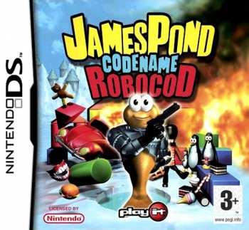 5060057023693 James Pond Codename Robocod Nintendo Ds