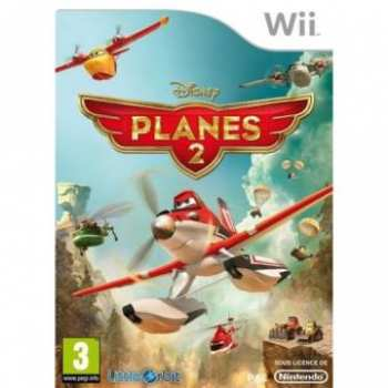 8154030103018 Planes 2 Wii