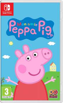 5060528035842 Mon Amie Peppa Pig nswitch Fr