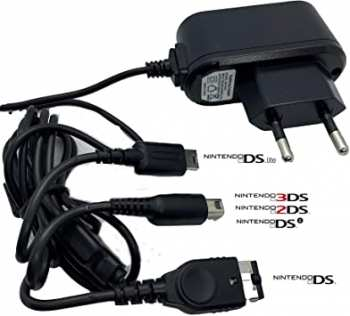5510109003 Chargeur Pour Nintendo Ds ( Compatible  avec Tout Les Modeles )