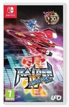 5060690792833 Raiden Iv Mikado Remix Nintendo Switch