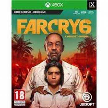 5510109004 Far Cry 6 FR Xbox One (cl)
