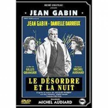 3330240072206 Le Desordre Et La Nuit Dvd Avec Jean Gabin Fr