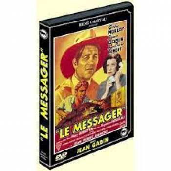 5510109005 Le Messager Avec Gabin Dvd Fr