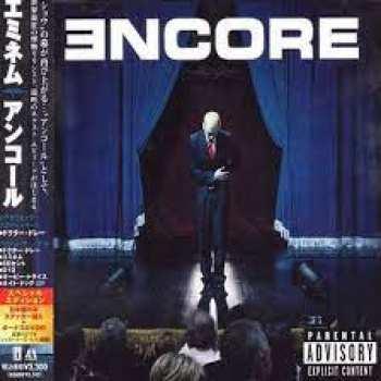 5510109008 minem - Encore Cd Rap