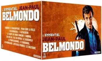 5053083234300 L'ESSENTIEL JEAN PAUL BELMONDO 15 BESTSELLERS Dvd