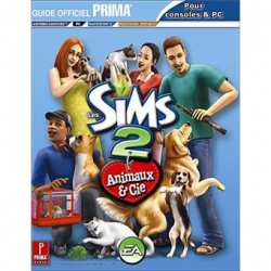 9782847920543 Guide Soluce  Les Sims 2 Animaux & Cie