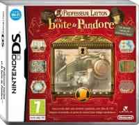 45496468927 Professeur Layton et la Boîte de Pandore (professeur layton 2)
