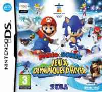 5055277000968 Mario & Sonic Winter Olympics Aux Jeux Olympiques D Hiver FR DS