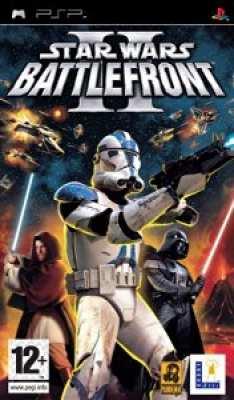 23272001940 Star wars  Battlefront 2 FR PSP