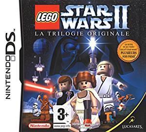 23272002435 Lego Star wars 2 - La trilogie originale FR NDS
