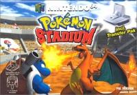 45496360269 Pokemon Stadium FR N64
