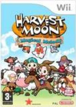 45496363727 Harvest Moon Magical Melody FR WII