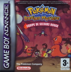 45496461720 Pokemon Donjon Mystere Equipe De Secours Rouge FR GB