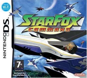 45496463724 Star fox command FR NDS