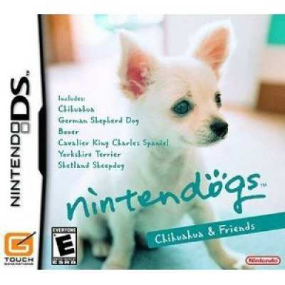 45496736439 intendogs - Chihuahua And Friends FR NDS