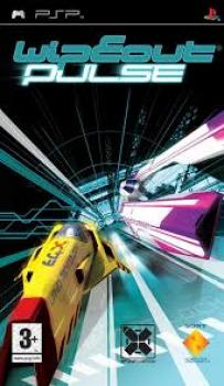 711719420453 Wipeout Pulse PSP