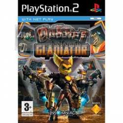 711719603771 Ratchet Gladiator Platinum FR PS2