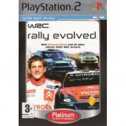 711719604570 WRC World Rally Championship 5 evolved Platinum FR PS2