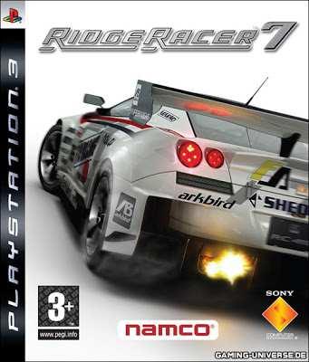 711719687085 Ridge Racer 7 FR PS3