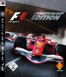 711719688884 Formula 1 F1 Championship Edition FR PS3