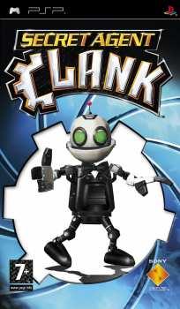 711719974956 Secret Agent Clank FR PSP