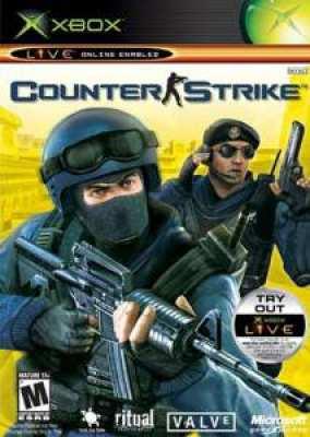 805529493704 CS Counter Strike FR XBOX