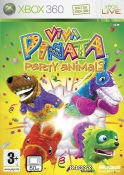 882224523356 viva pinata party animals FR X36